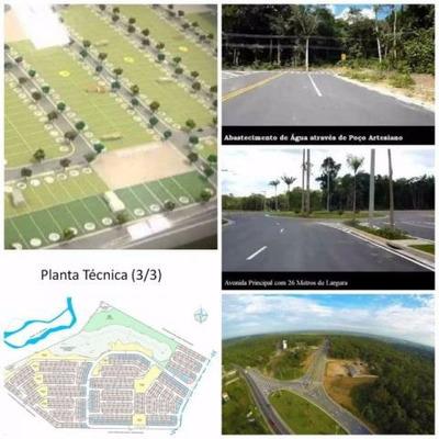 Lote De Terreno Vila Suíça - 340m² - Manaus-am