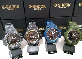 Relógio G-shock Resistente Água - Cores