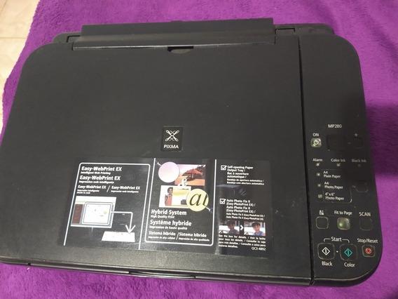 Impressora Canon Multifuncional Mp280