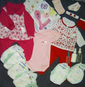 Kit Maternidade Para Bonecas Meninas (25 Itens) - Promoção