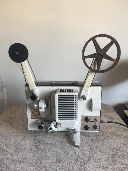 Projetor De Filme 16mm - Compact T25 Revisado E Funcionando
