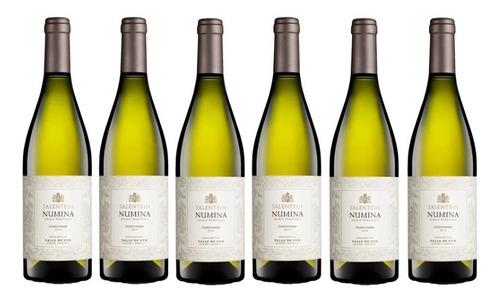 Numina Chardonnay Salentein Spirit Vineyard X6