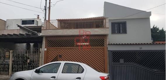 Linda Casa À Venda No Bairro Baeta Neves - 3505