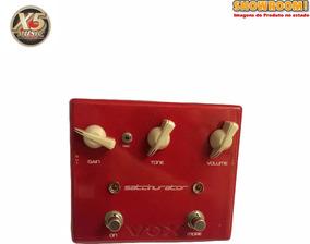 Vox Js-ds Joe Satriani Distortion (usado)