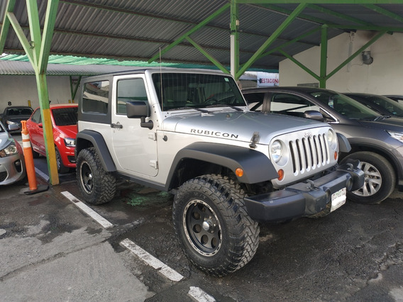 Jeep Rubicon 4x4 At 2009