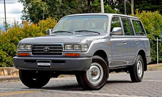 Toyota Land Cruiser Fzj80 Gx