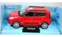 Miniatura Kia Soul - Welly - Escala 1:36
