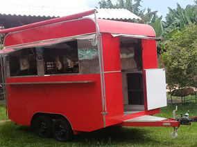Trailler Food Truck