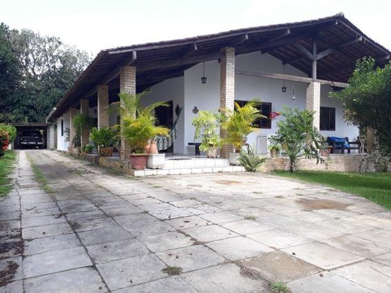 Casa Em Aldeia, Camaragibe/pe De 260m² 3 Quartos À Venda Por R$ 600.000,00 - Ca140869