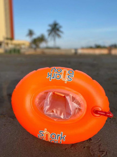 Boya De Seguridad/visibilidad ( Dona) Sharkback