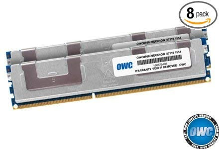 Owc Pc8500 Ddr3 Ecc 1066 Mhz 240 Pin Dimm Memory Upgrade Kit