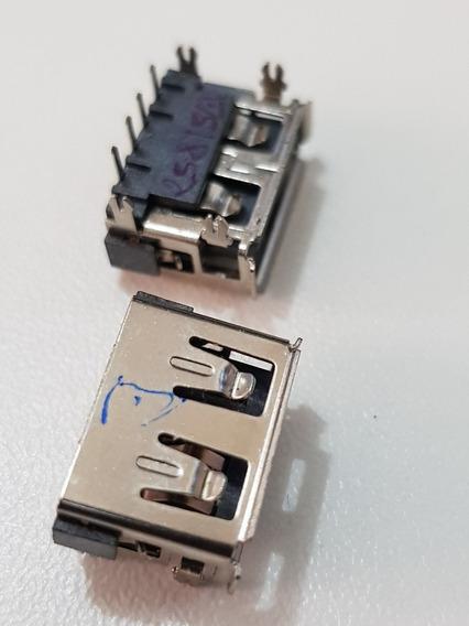 Porta Usb Acer Aspire 5743z Emachines-e520 E525 E725 2pçs