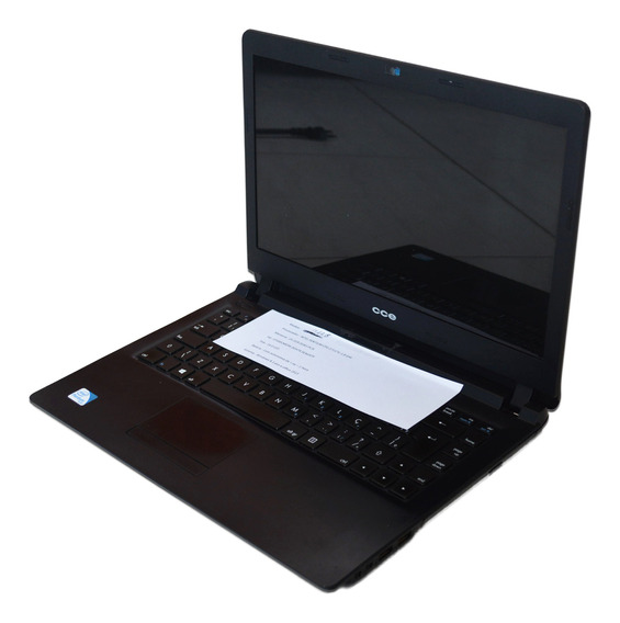 Notebook Cce Win H125 2gb Pentium 27117u 500gb 14