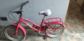Bicicleta Roja Nena