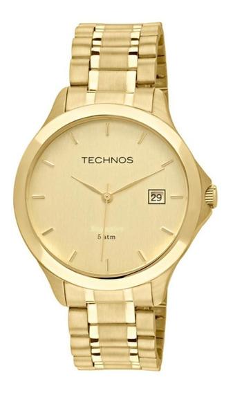 Relógio Technos Masculino 1s13bwtdy/4x Original Barato