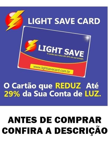 Redutor De Energia (light Save Card)
