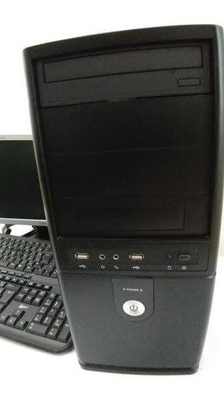 Cpu Computador Processador Amd Athlon 64 Retirada De Peças