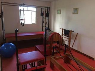 Studio De Pilates Reformer Usado (marca Metalife)