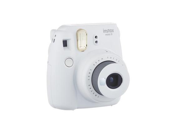 Câmera Instantânea Fuji Instax Mini 9 Branco Gelo