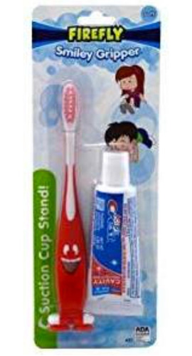 Cepillo Dental Infantil Y Crema, Crest, 24 Gr.