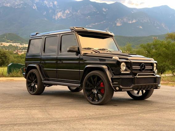 Mercedes-benz Clase G G500 Brabus