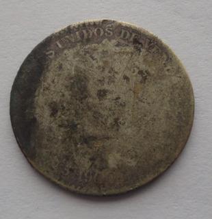 Bolivar De Plata De 1900