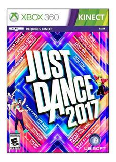 Just Dance 17 Juego Xbox 360 Original + Oferta
