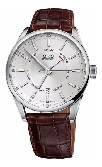 Reloj Oris Artix Pointer Day, Date 75576914051 Tienda Ofi