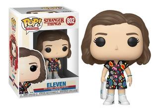 Funko Pop Eleven 802 Mall Outfitt Stranger Things