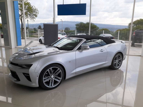 Chevrolet Camaro 6.2 Convertible Ss V8 2018 0km