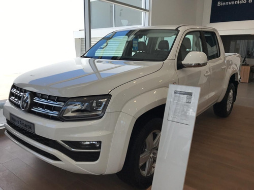 Volkswagen Amarok 2.0 Cd Tdi 180cv 4x4 Highline Pack At Je