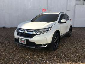 Honda Cr-v City Ex 2018 4x4 Blanco Con Garantia Total