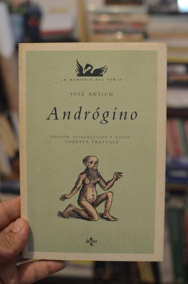 Andrógino José Antich
