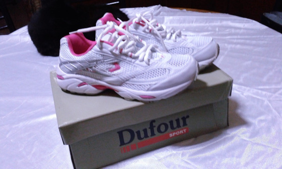 Zapatillas Dufour Mujer Usadas