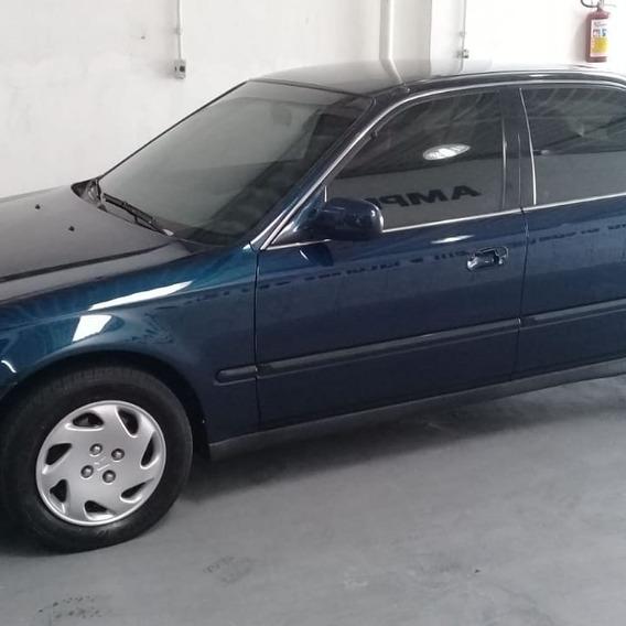 Honda Civic 1.6 Lx 4p 1999