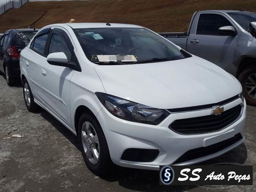 Sucata Chevrolet Prisma 2019 - Somente Retirar Peças