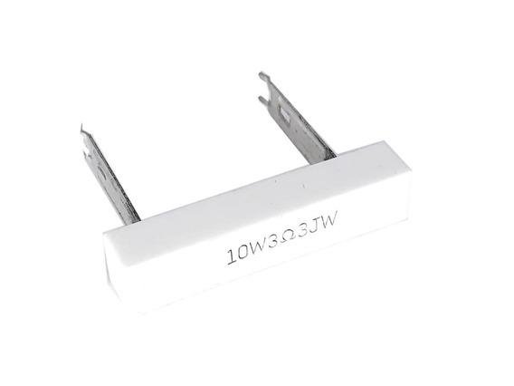 Resistores De Fio 10wts 3r3 Novo 5 Peças