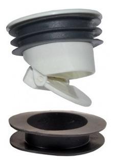 Valvula Antiolores Coladera Blanca Mod Pc-b120 Coflex
