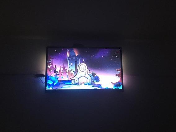 Tv 42p Philips Led Com Ambilight Retirada Vl Boaçava Piritub