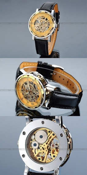 Relógio Mecânico Winner