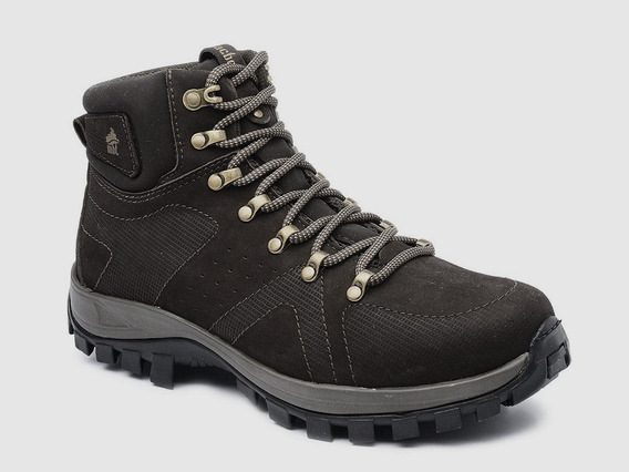 Bota Adventure Cano Alto Macboot Onix 02 - Carajas