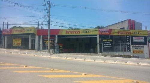 Imagem 1 de 3 de Galpão À Venda, 498 M² Por R$ 1.550.000,00 - Jardim Satélite - São José Dos Campos/sp - Ga0084