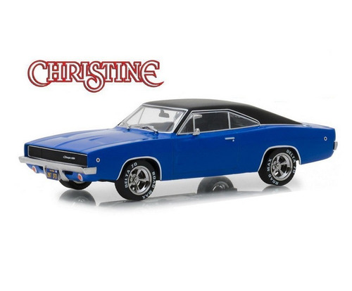 Dodge Charger 1968 - Christine 1:43 Greenlight