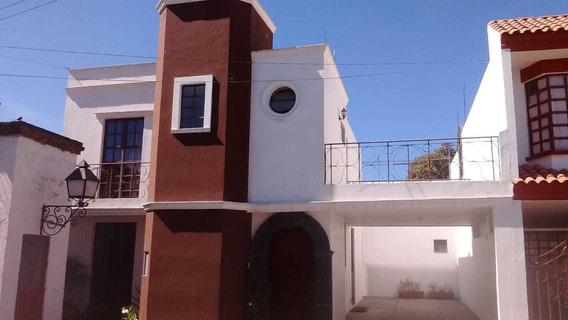 Rento Casa En Cholula 8 Oriente 7 Cerca Zocalo 3 R 2 B 3 E