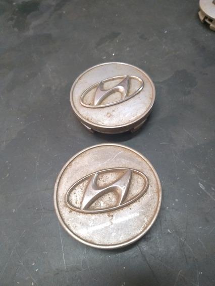 Par Calota Central Hyundai - 52960-3k250