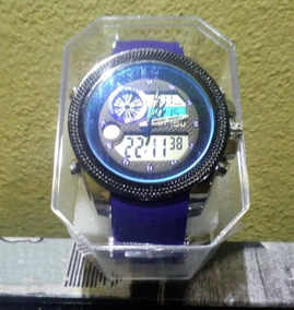 Relógios Marca Inhou Unissex A Prova D´aguá +caixa 50 M
