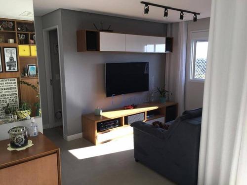 Apartamento À Venda, 63 M² Por R$ 424.000,00 - Vila Moraes - São Paulo/sp - Ap11852