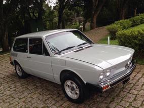 Volkswagen Brasilia 81 Placa Preta