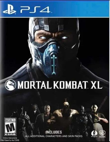 Mortal Kombat Do Ps4 Digital1 Original