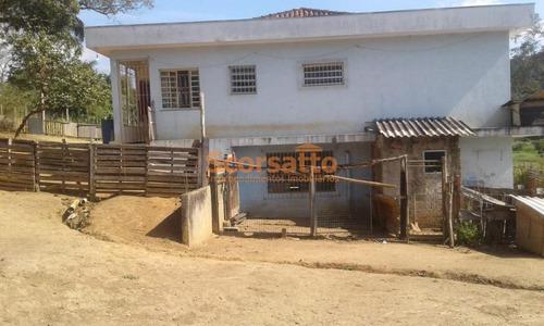 Imagem 1 de 8 de Chácara À Venda, Mombaça, Embu-guaçu/sp - 2061